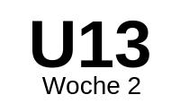 10.-14.08.2020 W2-U13